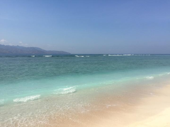 playa islas gili