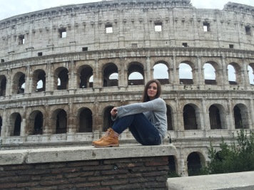 fachada del Coliseo