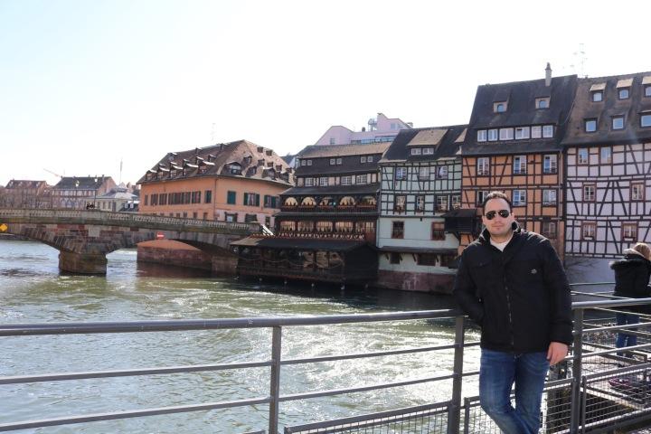 La-Petite-France-canales-de-estrasburgo