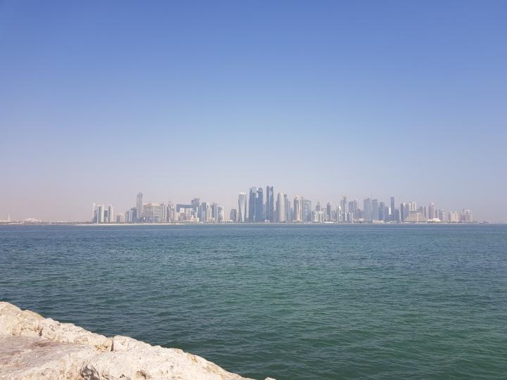 skyline-qatar-doha