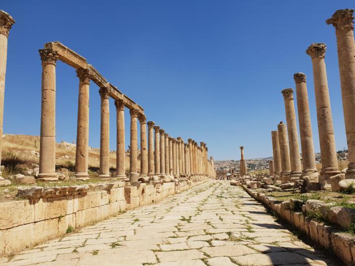 ciudad-romana-de-jerash-jordania