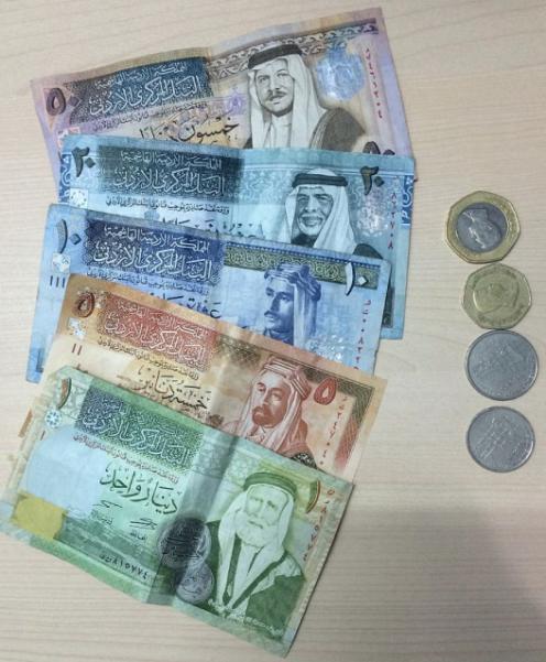 dinares-de-jordania