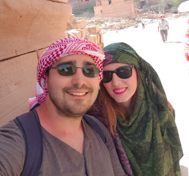 beduinos-en-petra