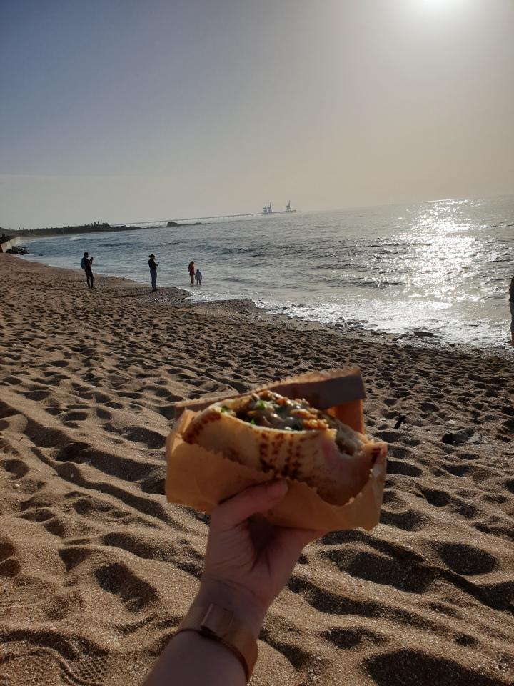 almuerzo-en-cesarea-israel