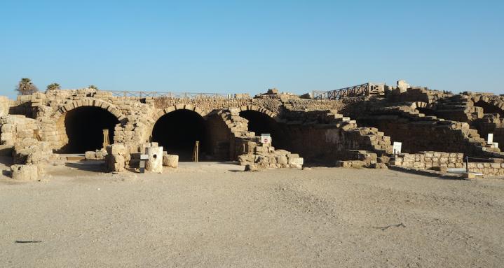acueducto-romano-cesarea