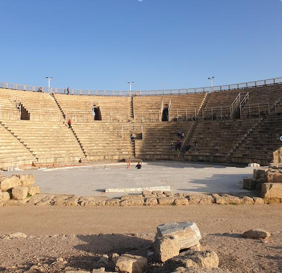 teatro-cesarea-israel